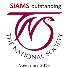 SIAMS Outstanding Logo